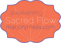 awakening Sacred Flow - Marjory Mejia