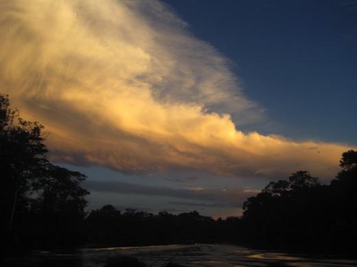 Amazon sky