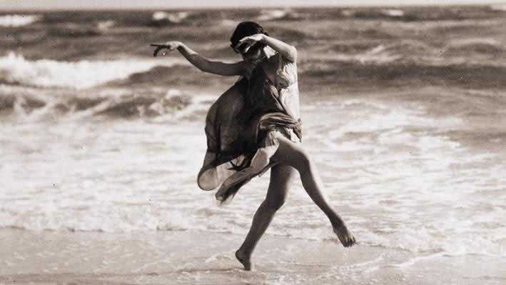 waves of wild sacred dance