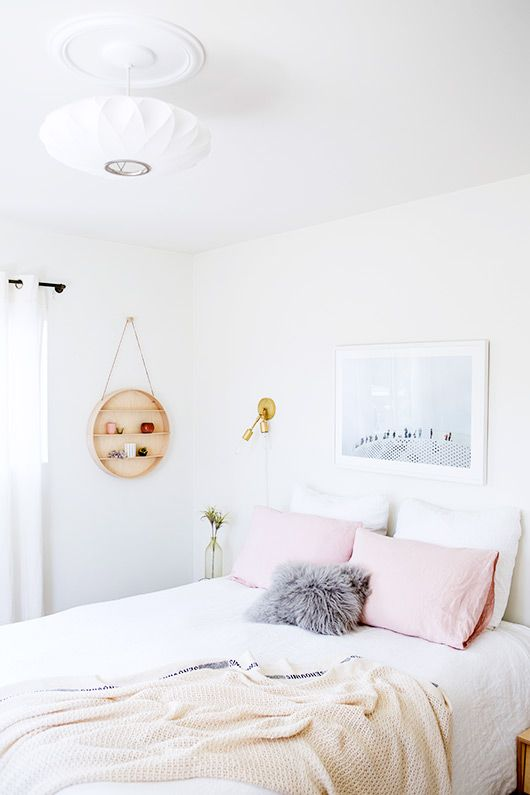 soft palette bedroom